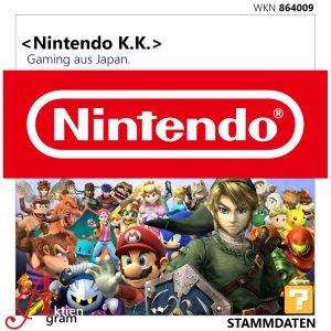 Nintendo K.K.   Gaming aus Japan