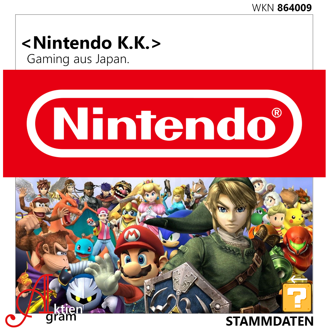 Nintendo K.K. | Gaming aus Japan