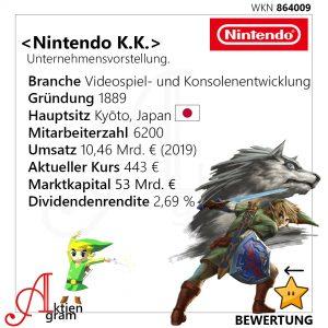 Nintendo K.K. | Gaming aus Japan