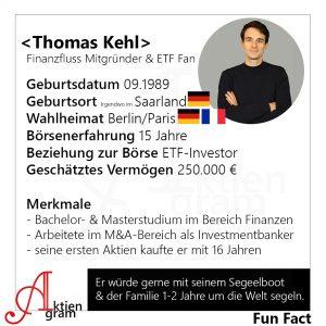 Thomas von Finanzfluss im Portrait