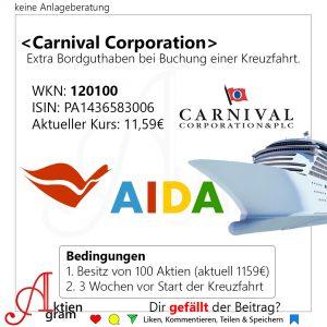 Aktien mit Sachdividende - Calida, Accor, Zoo Berlin, Carnival
