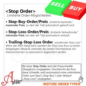 Ordertypen im Aktienhandel, Stop Order, Trailing Stop Loss Order