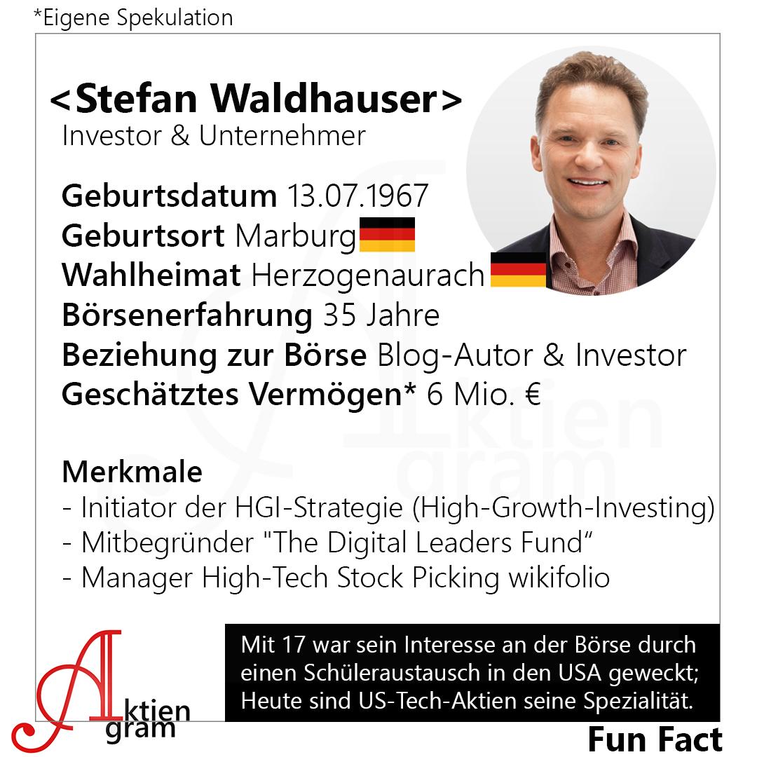 Stefan Waldhauser im Interview