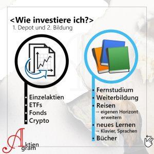 Aktiengram wie investiere ich