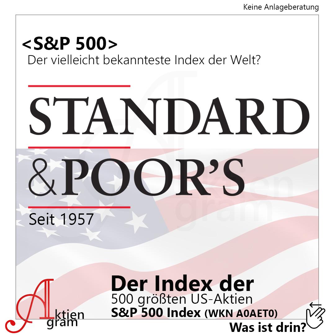 S&P 500 Index ETF