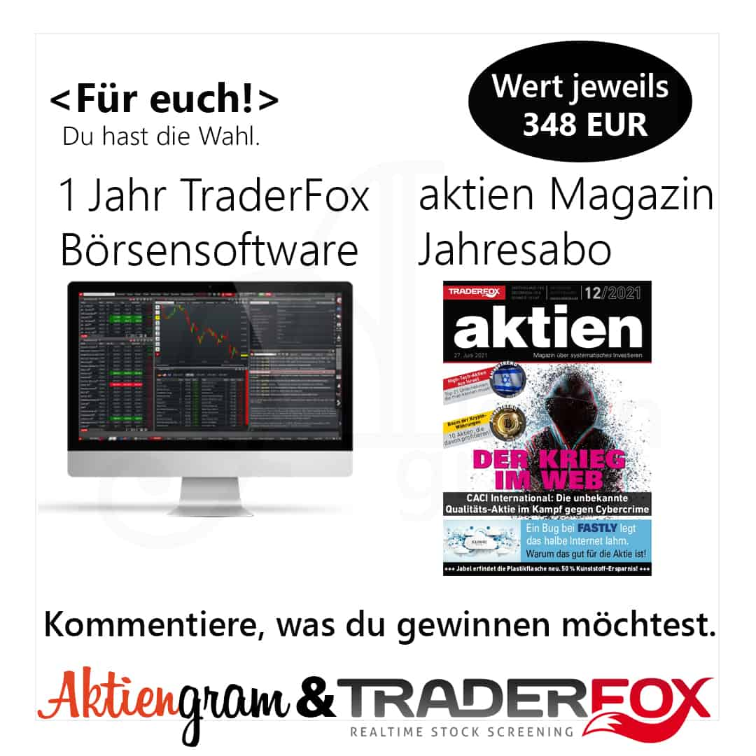 Traderfox Gewinnspiel