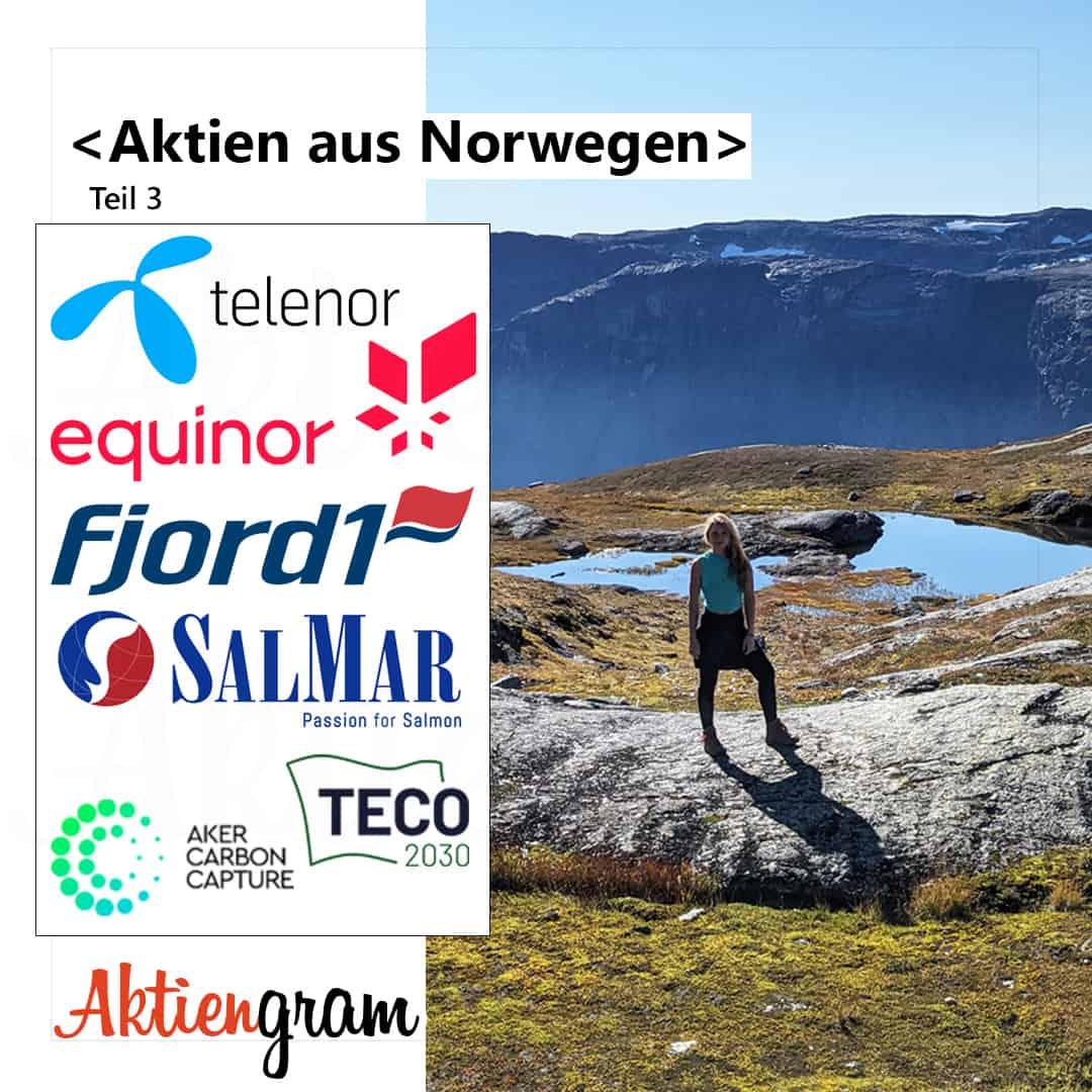 Spannende Aktien aus Norwegen